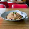 中華料理 しまむら - 料理写真:チャーハン(スープ付き)¥450