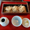 茶の子 - 料理写真:並そば 950円