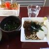 和山海雲 - 料理写真:もずくそば小@630