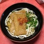 八千代食堂 - 料理写真:きつねうどん