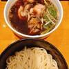 ラーメン坊也哲 - 料理写真:醤油馬鹿つけ麺