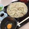 一福そば店 - 料理写真:もりそばM 820円と生たまご 70円
