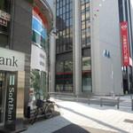 カレンダー - 行き方③三菱東京UFJ銀行の手前を左折