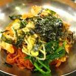 焼肉 白頭山 - ビビン麺