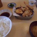 1590885 - 天麩羅定食