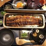 うなぎ四代目菊川 - 一本ひつまぶしオープン