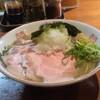 喜元門 - 料理写真:煮干 醤油 低温チャーシュー