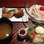 バリューズダイニング - フォーつけ麺ランチ ¥780
