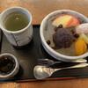 カフェ&レストラン談話室 ニュートーキョー - 料理写真:あんみつ(580円)