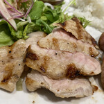 ロイヤルステーキ - 豚肉…コレ美味しかった
