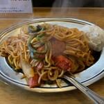 横浜ナポリタン PUNCH - 料理写真:1.5倍 750円
