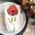 @ - 料理写真:お花サンド無花果