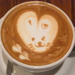 ダブルトールカフェ - カプチーノ 600円