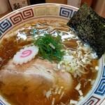中華そば桐麺 - 中華そば 780円