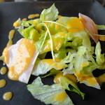 キッチンきむら - サラダ