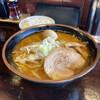 麺屋 和光 - 料理写真:味噌ラーメン850円・味玉100円・ライス(ランチタイムはお代わり自由)