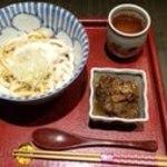 15908066 - 牛すじと伊勢うどん(温)