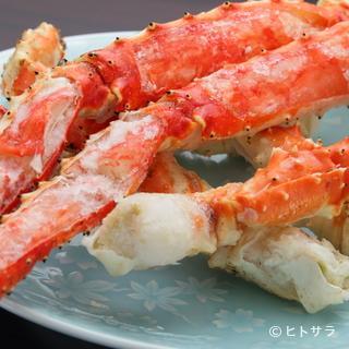 旬を大切に、上質な鮮魚の魅力を活かした料理を堪能