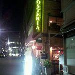 オステリア・ウネット -