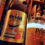 あしびなー - オリオンビール(中瓶)