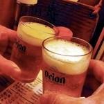 あしびなー - オリオンビールdeカンパ~イ♪