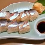 田原坂 - こはだ寿司