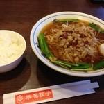 氷花餃子 - 台湾ラーメン