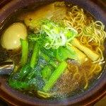 光麺 - 醤油光麺