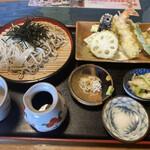 蕎麦五楽亭 - 料理写真: