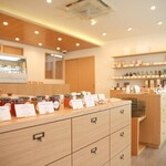Cafe moritani - 内観写真:フルーツギフト