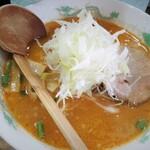 らー麺味噌やす - 「コク味噌ラーメン」800円