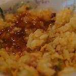 中華料理 豊楽園 - あんかけチャーハン