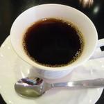 15912254 - ランチセットのコーヒー