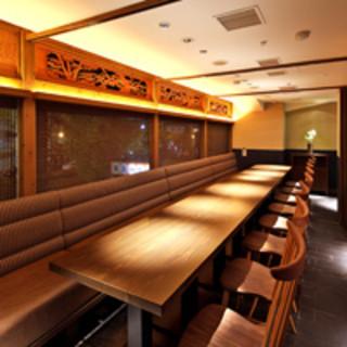 『なんば駅直結』×『上質な雰囲気のある個室』×『本格和食』