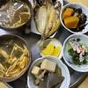 太湖 - 料理写真:あじひものの定食フルセット☆