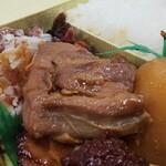 蒲田鳥久 - 料理写真:【現定数のみ】からたつ弁当(大盛り)