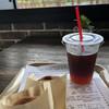 江藤ボートハウスレイクサイドオープンカフェ - ドリンク写真: