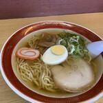 亀次郎 - 料理写真:ラーメン ¥490