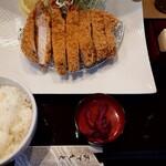 とんかつ 串揚げ ありが豚 - 料理写真: