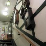 15916271 - 2階の店舗に上がる階段
