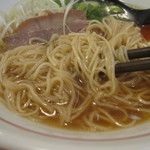 はなふく - 細麺