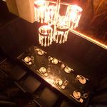 恵比寿 SHIN - 合コンに人気のシャンデリア個室
