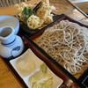 福寿庵 - 料理写真:天ざる上 1,550円