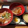 みなと食堂 - 料理写真:かんぱち漬け丼定食