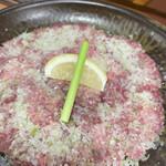 杏樹亭 - 料理写真:上ネギタン塩 1780円