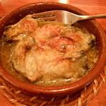 Ragout - 牡蠣のにんにくオイル煮
