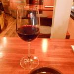 Ragout - 二杯目は赤ワイン