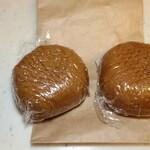 やまみつ - 料理写真:蒸し饅頭