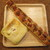 ブーランジェリー リッシュ - 料理写真:ベーコンチーズ、ロングウィンナー