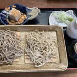 専心庵 - 蕎麦セット¥1300